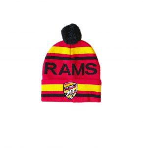 RAMS BOBBLE HAT